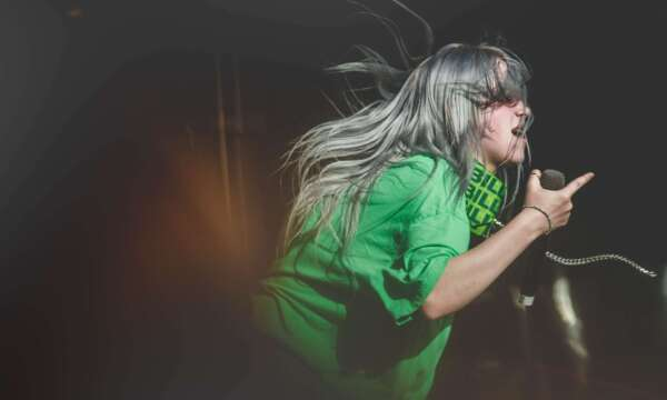 Billie Eilish. Photo Ami Nicole ACRONYM
