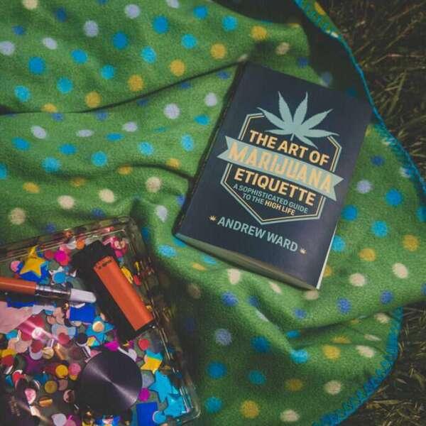 The Art of Marijuana Etiquette. Andrew Ward. Photo Ami Nicole ACRONYM